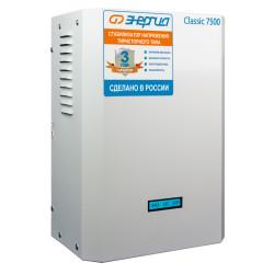 Стабилизатор напряжения Энергия Classic 7500 / Е0101-0097